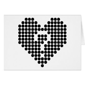 Heart in Doubt Greeting Card