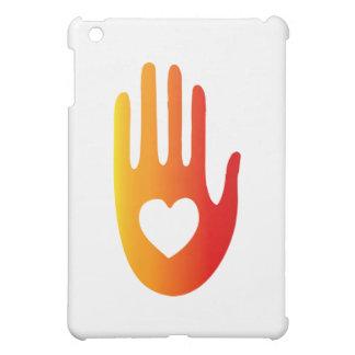 Heart in Hand iPad Mini Case