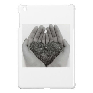 Heart in my Hands iPad Mini Cover