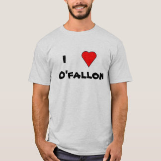 heart,   IO'fallon T-Shirt