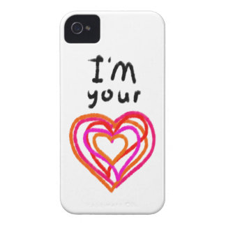Heart iPhone 4 Cover