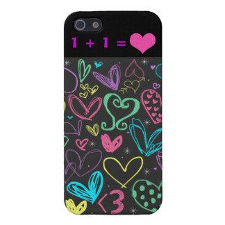 Heart iPhone 5 Case