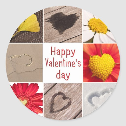 Heart joining Happy Valentine' S day