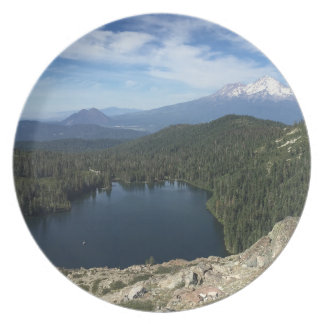 Heart Lake/Mt. Shasta Plate