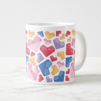 Heart Large Coffee Mug