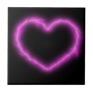 Heart Lightning Tile