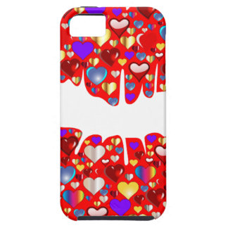 Heart Lips iPhone 5 Cases