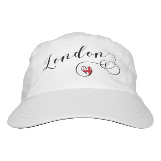 Heart London Cap Hat. England