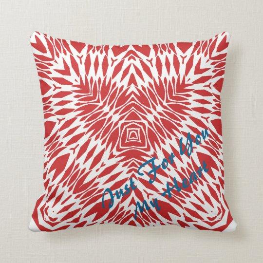 Heart Love Cushion