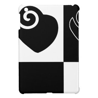 heart, love , friendship , family, relationships iPad mini cover