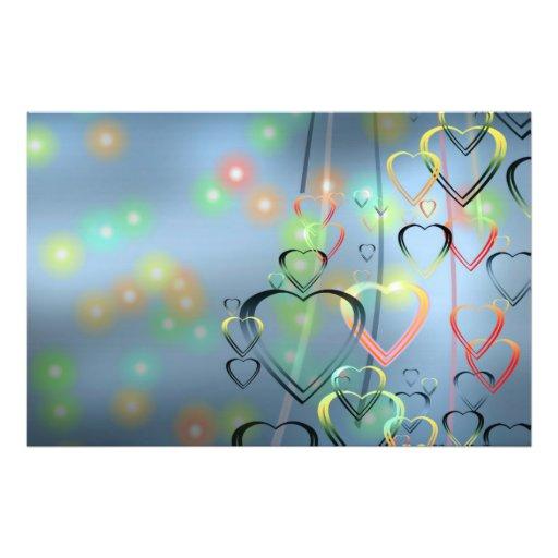 Heart Love Photo Art