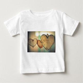 Heart Love Romance Valentine Romantic Harmony Baby T-Shirt