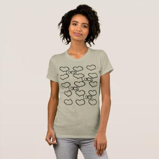 Heart Lovin' Locs T-Shirt