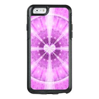 Heart Meditation Mandala OtterBox iPhone 6/6s Case