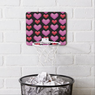 Heart Mini Basketball Hoop