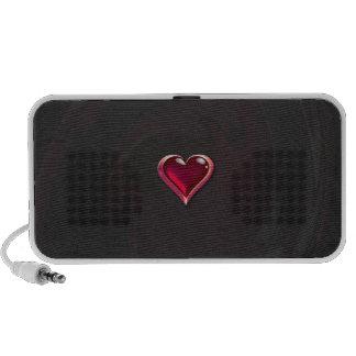 Heart mini Speakers