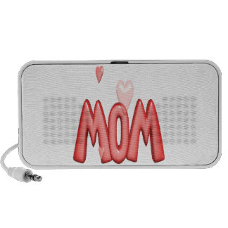 Heart Mom iPhone Speakers