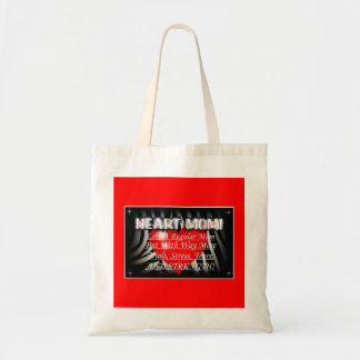 Heart Mom Tote