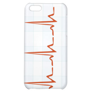 Heart Monitor Beating iPhone 5C Case