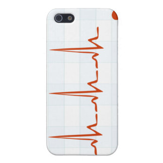 Heart Monitor Beating iPhone 5 Cover
