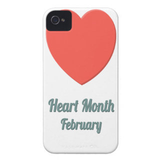 Heart Month - Appreciation Day iPhone 4 Covers