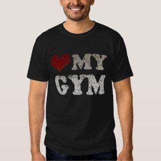 Heart My Gym Tee Shirts