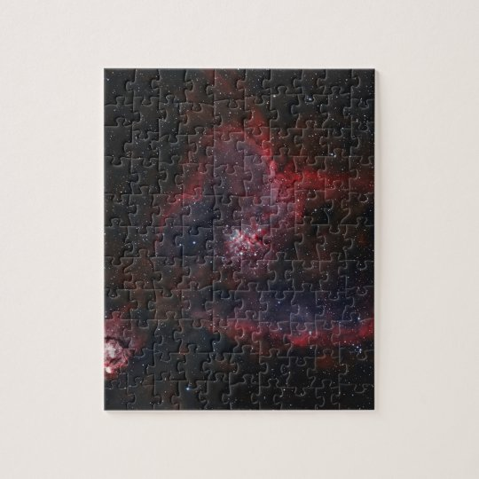 Heart Nebula Jigsaw Puzzle