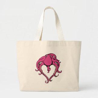 Heart Octopus Bag