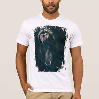 Heart of a Lion! (Grungy Look) T-Shirt