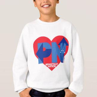 Heart of a Pantsuit Nation Sweatshirt