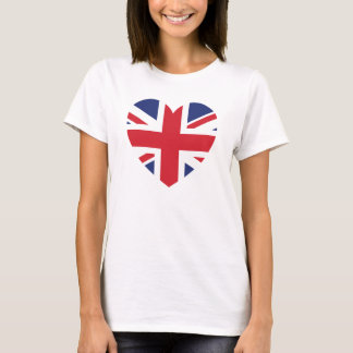 Heart of Britain T-Shirt