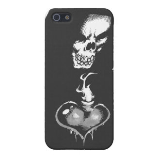 Heart Of Darkness iPhone 5 Cover