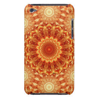 Heart of Fire Mandala iPod Touch Cases