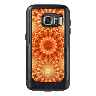 Heart of Fire Mandala OtterBox Samsung Galaxy S7 Case