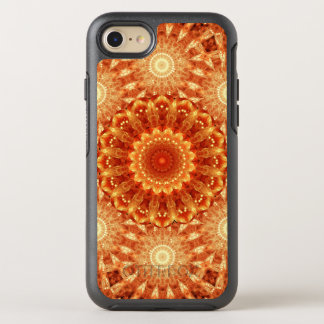 Heart of Fire Mandala OtterBox Symmetry iPhone 7 Case