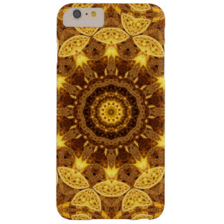 Heart of Gold Mandala Barely There iPhone 6 Plus Case