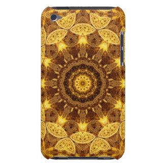 Heart of Gold Mandala iPod Touch Covers