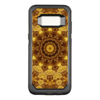 Heart of Gold Mandala OtterBox Commuter Samsung Galaxy S8 Case