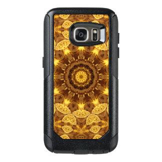 Heart of Gold Mandala OtterBox Samsung Galaxy S7 Case
