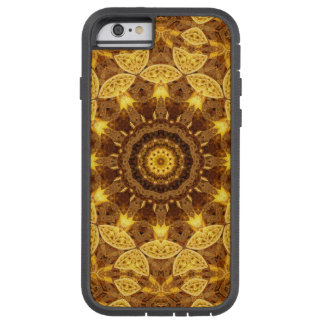 Heart of Gold Mandala Tough Xtreme iPhone 6 Case