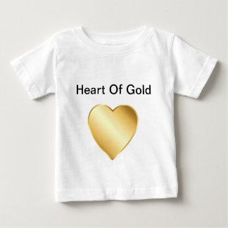Heart Of Gold Tshirt