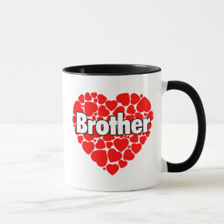 Heart of Hearts - Brother Mug