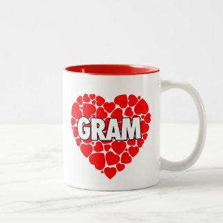 Heart of Hearts - Gram Mug