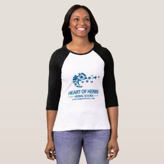 Heart of Herbs Herbal School Emerson Ringer T T-Shirt