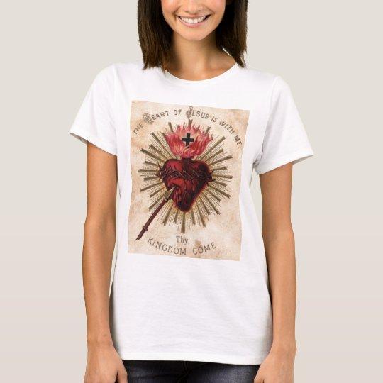 Heart of Jesus (small) T-Shirt