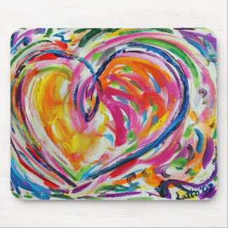 Heart of Joy Mousepad