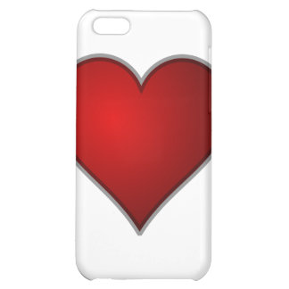 Heart of Love Cover For iPhone 5C