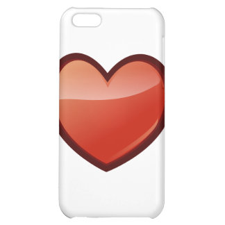 Heart of Love iPhone 5C Covers