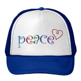 Heart of Love, Peace Cap
