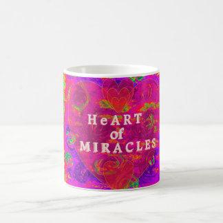 HeArt of Miracles Coffee Mug